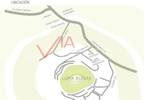 terrenos en venta en loma bonita, monterrey, nuevo león