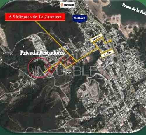 terrenos en venta en los pescadores, santiago, nuevo león
