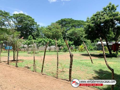 terrenos en venta en masaya