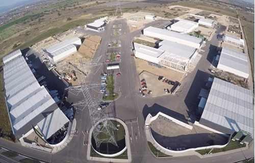 terrenos en venta en parque industrial pyme