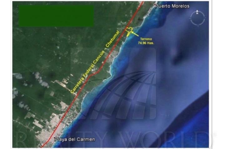 terrenos en venta en puerto morelos, puerto morelos