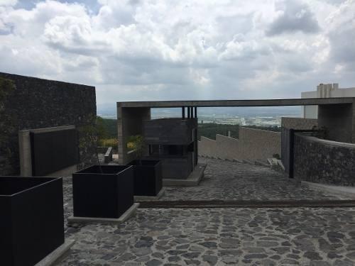 terrenos  en venta , en residencial con hermosa vista