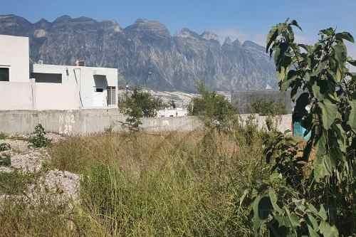terrenos en venta en residencial de la sierra, santa catarina