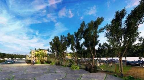 terrenos en venta en residencial entre parques ubicada en tixcuytún, yucatán