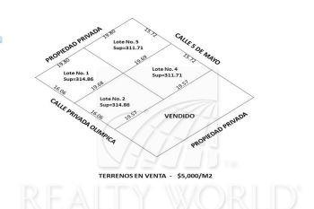 terrenos en venta en santa rosalía, santiago