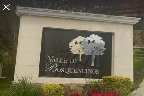 terrenos en venta en valle de bosquencinos, monterrey