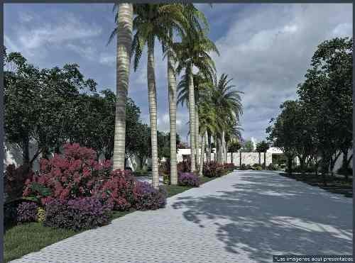 terrenos en venta en zentura residencial en cholul