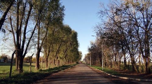 terrenos en venta - estancia las moras ricardone - financiacion personalizada entrega minima y 60 cuotas