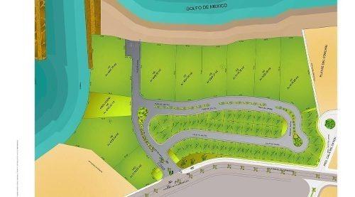terrenos en venta  exclusivo fracc. el ancla rivera veracruz