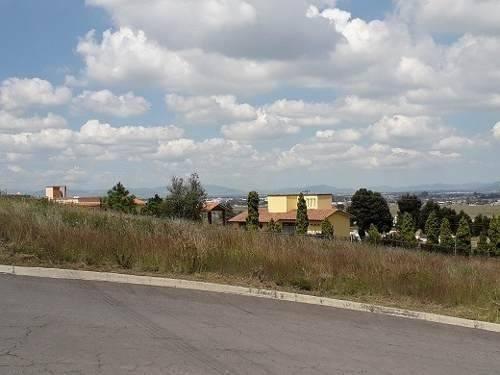 terrenos en venta fracc. la purísima  residencial campestre en ixtlahuaca