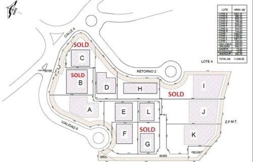 terrenos en venta la cañada