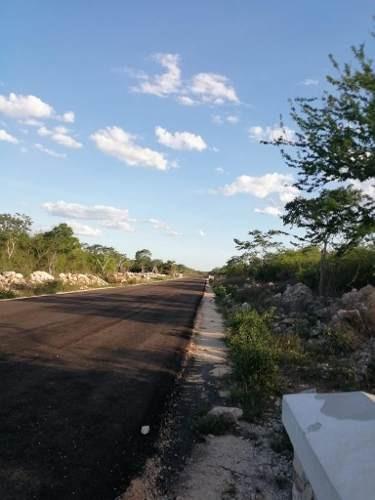 terrenos en venta listos para construir bosques de chicxulub en merida