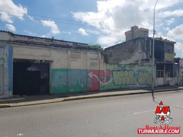 terrenos en venta maracay av. bolivar 19-13449 ejc