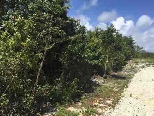 terrenos en venta rivera maya, cancún