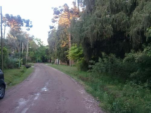 terrenos en zona tipo reserva natural - la plata