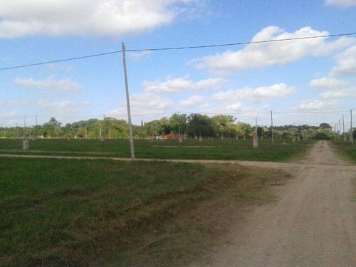 terrenos escobar 100 % financiado en pesos