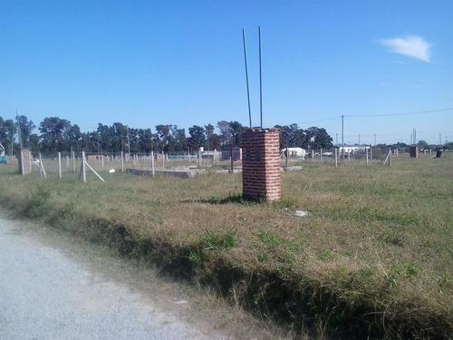 terrenos escobar - financiado en 120 cuotas en pesos