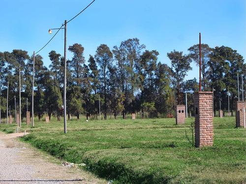 terrenos escobar - financiado en 198 cuotas en pesos