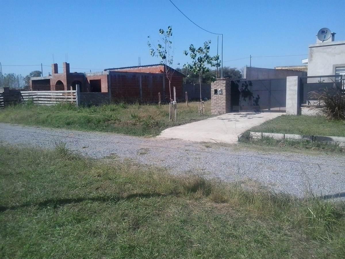 terrenos escobar. financiado en 198 cuotas en pesos