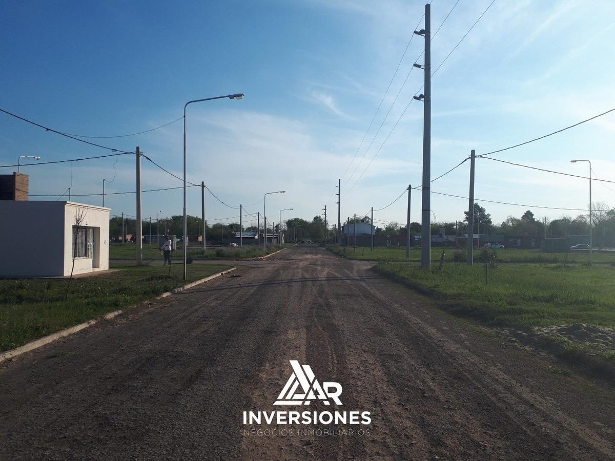 terrenos financiados hasta 60 cuotas fijas en pesos ricardone