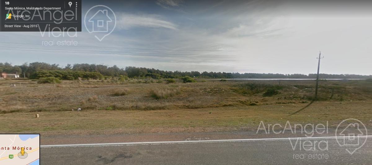 terrenos frente al mar en  santa monica - jose ignacio punta del este, apto proyecto hotelero.