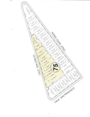 terrenos habitacional en venta