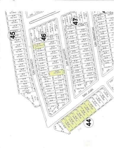 terrenos habitacionales en venta