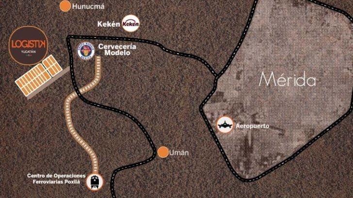 terrenos  industrales a la venta en yucatán