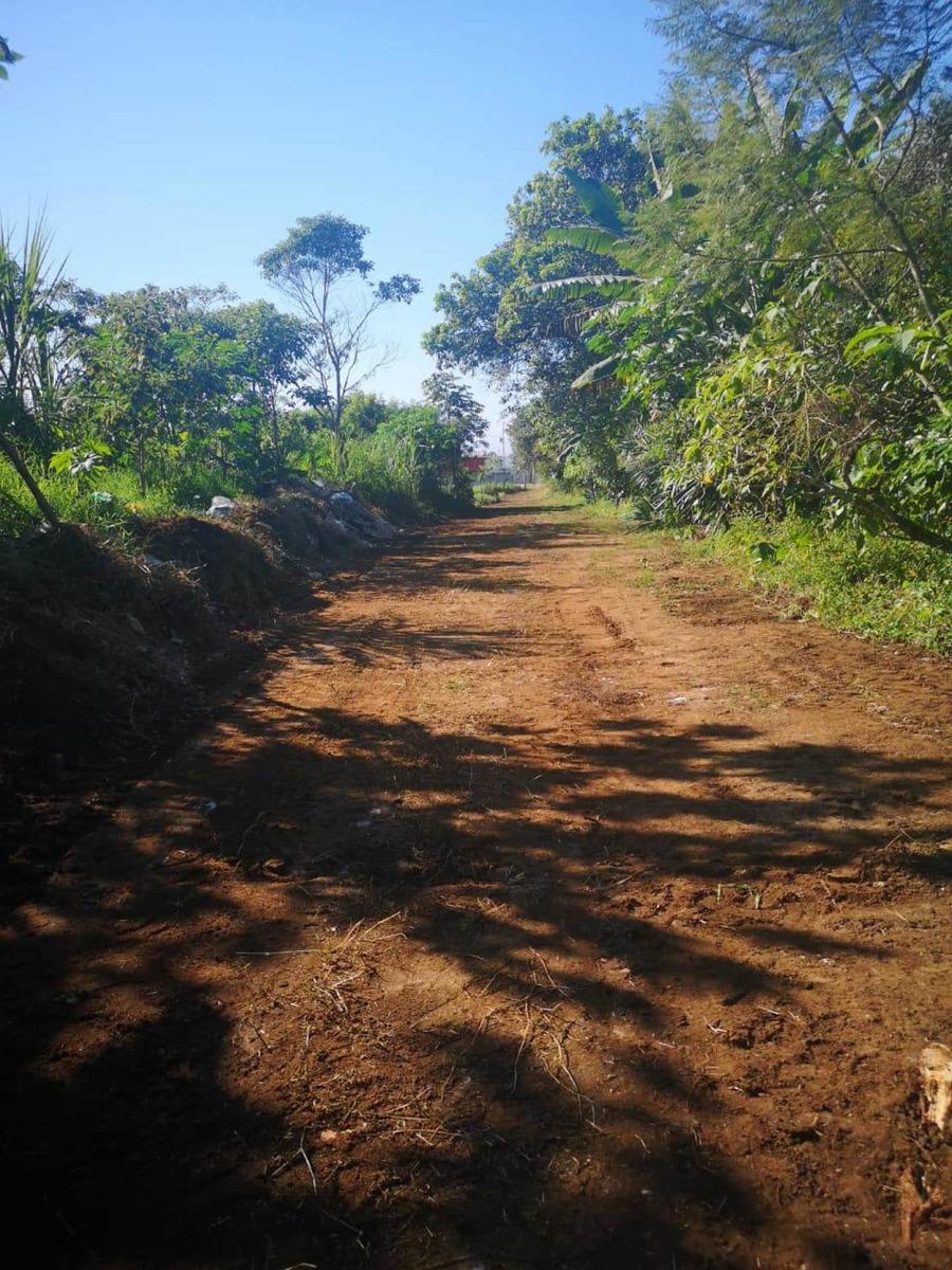 terrenos listos para construir (la orduña,coatepec)