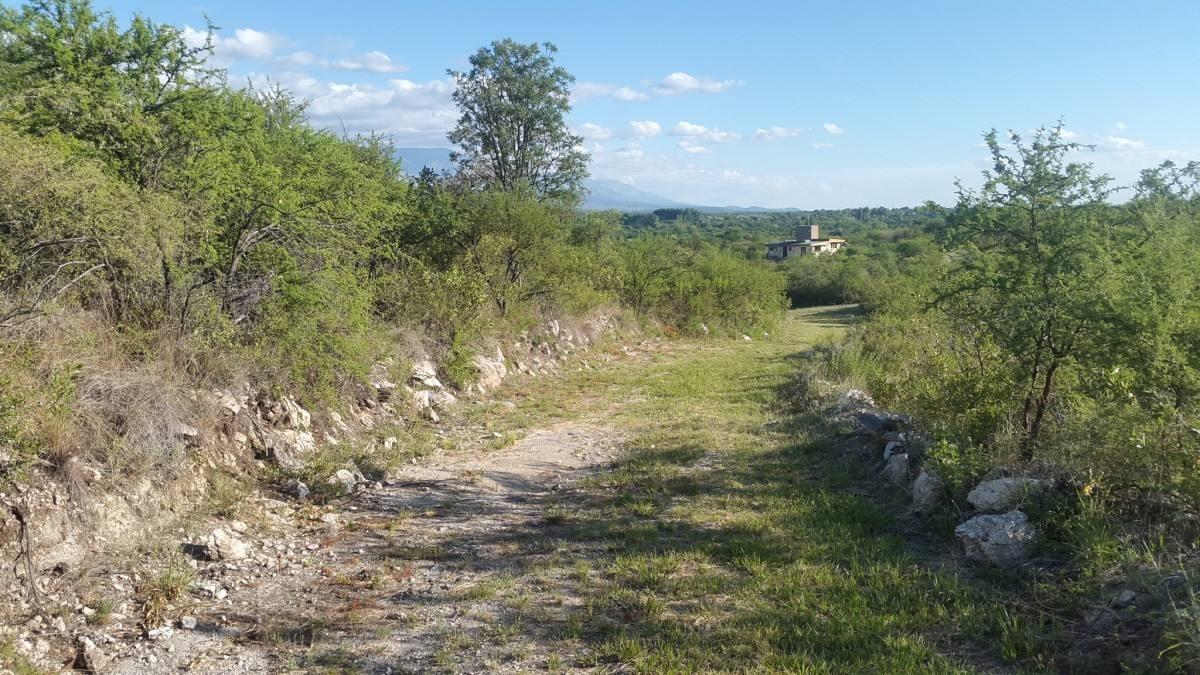 terrenos - lote traslasierra cordoba, villa de las rosas