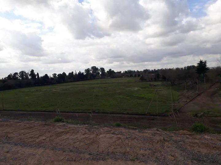 terrenos lotes au. presidente perón ruta 200 barrio maria t