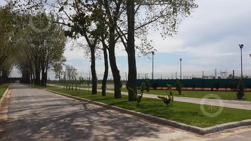terrenos lotes en barrio privado la alameda