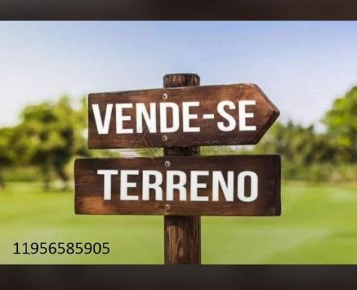 terrenos mairinque - sp preço imbatível - eliane ed