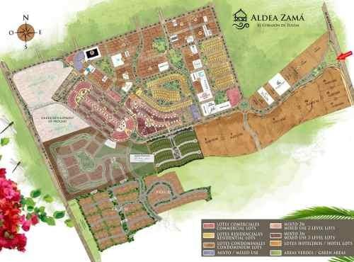 terrenos multifamiliares en venta aldea premium en tulum quintana roo