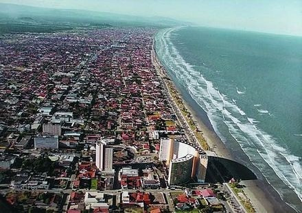terrenos na praia loteamento proximo ao centro de peruibe