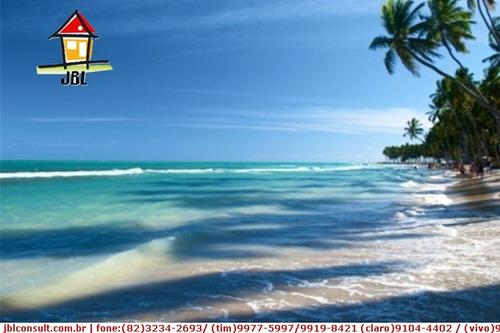 terrenos na praia à venda  em barra de santo antônio/al - compre o seu terrenos na praia aqui! - 1182652