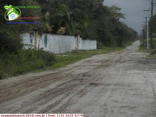 terrenos na praia à venda  em itanhaem/sp - compre o seu terrenos na praia aqui! - 1156156