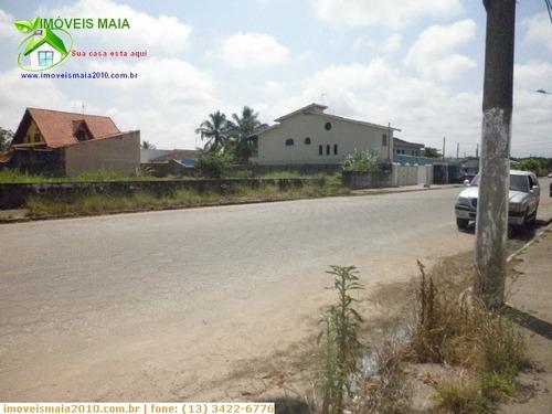 terrenos na praia à venda  em itanhaem/sp - compre o seu terrenos na praia aqui! - 1181816