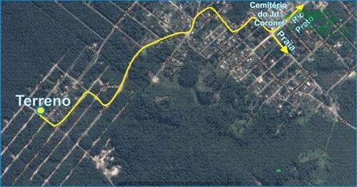 terrenos na praia à venda  em itanhaem/sp - compre o seu terrenos na praia aqui! - 1354921