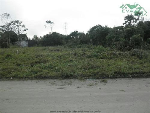 terrenos na praia à venda  em itanhaem/sp - compre o seu terrenos na praia aqui! - 1359078