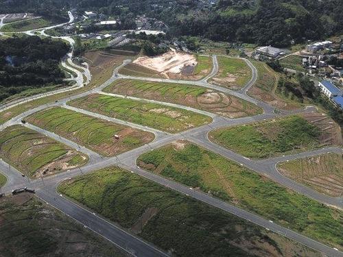 terrenos nova jaguari lotes 150m2 a300m2. 5min do alphaville