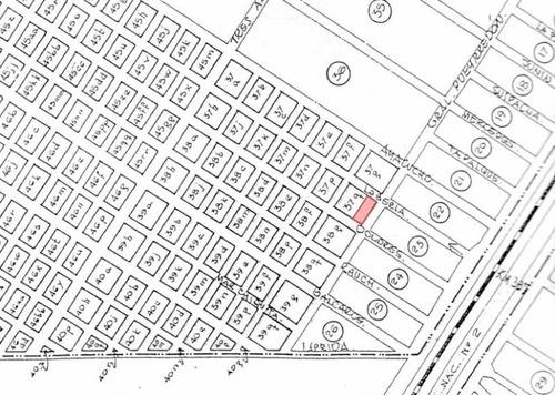 terrenos o lotes venta barrio camet