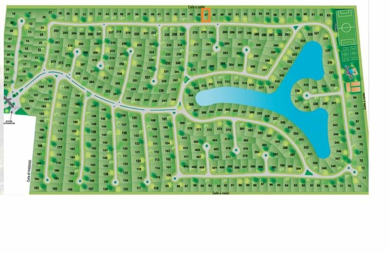 terrenos o lotes venta barrio privado el ensueño