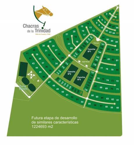 terrenos o lotes venta chacras de la trinidad