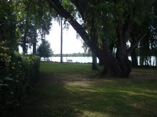 terrenos o lotes venta jardín náutico escobar