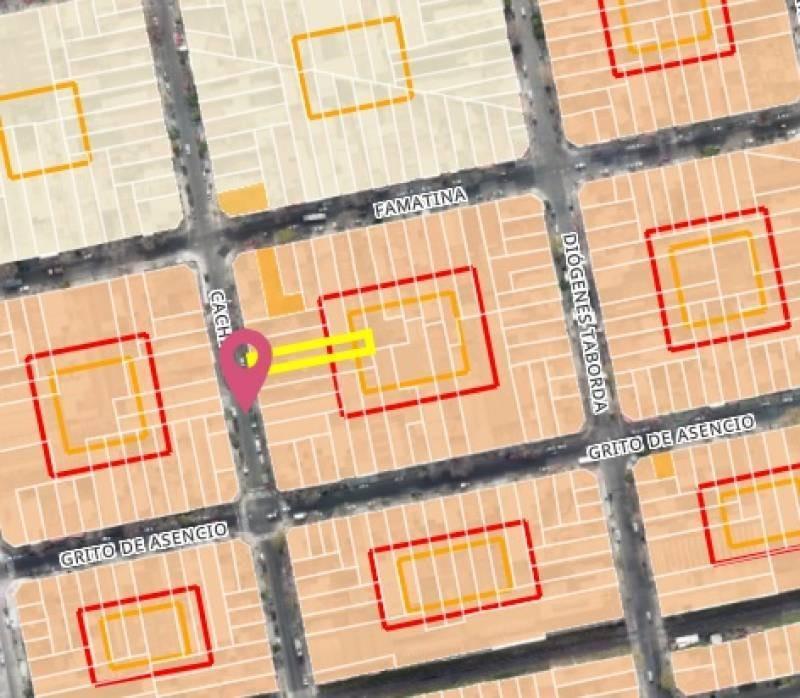 terrenos o lotes venta parque patricios