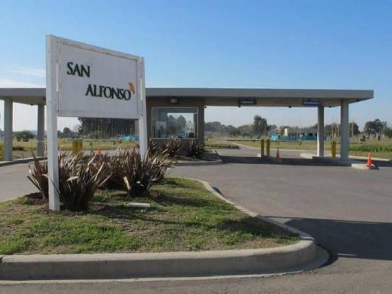 terrenos o lotes venta pilar del este san alfonso
