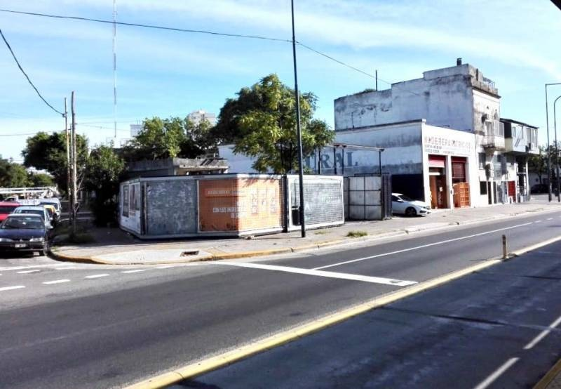 terrenos o lotes venta pompeya