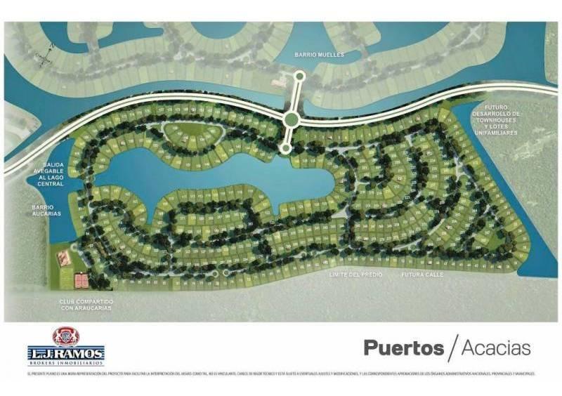 terrenos o lotes venta puertos
