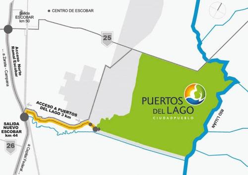 terrenos o lotes venta puertos - araucarias
